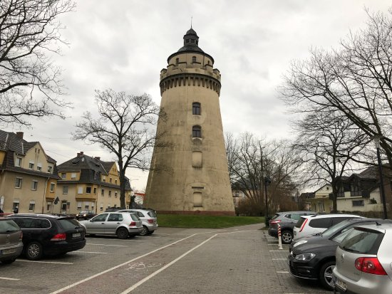 Andernach Watertower