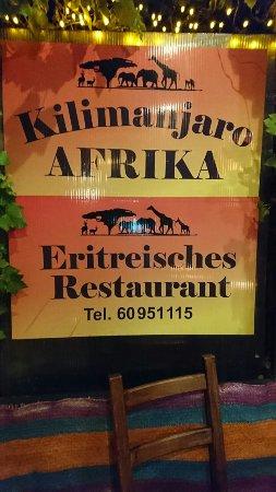Kilimanjaro Afro Latino Restaurant