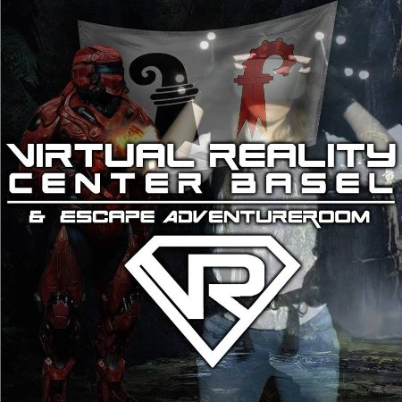 Virtual Reality VR Center Basel, Escape Room und Laser Tag