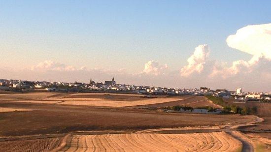 Fuentes de Andalucia, Hiszpania: Skyline de Fuentes de Andalucía