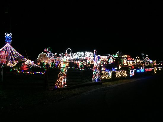 Bardstown, KY: Beautiful lights!