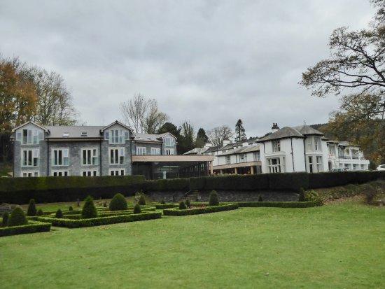 Watermillock, UK: Hotel externally