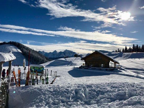 Oberaichwald, Austria: Skigebiet Drei-Ländereck