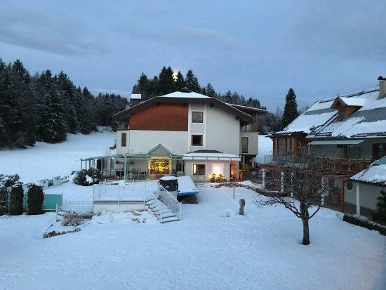 Oberaichwald, Austria: Blick auf das Hauptgebäude