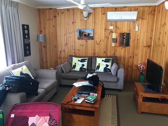 Parndana, Australien: Wohnbereich