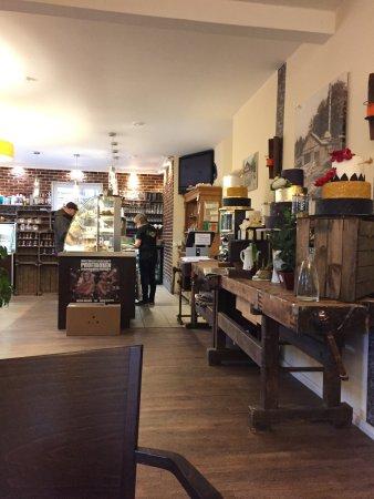 Jesteburg, Germania: Kaffee