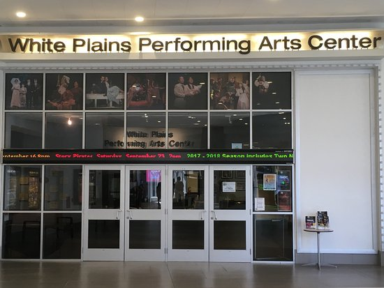 ‪White Plains Performing Arts Center‬