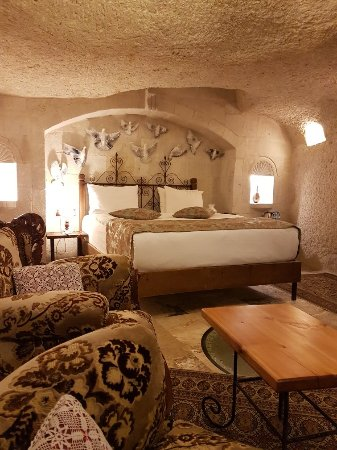 Aren Cave Hotel & Art Gallery Photo