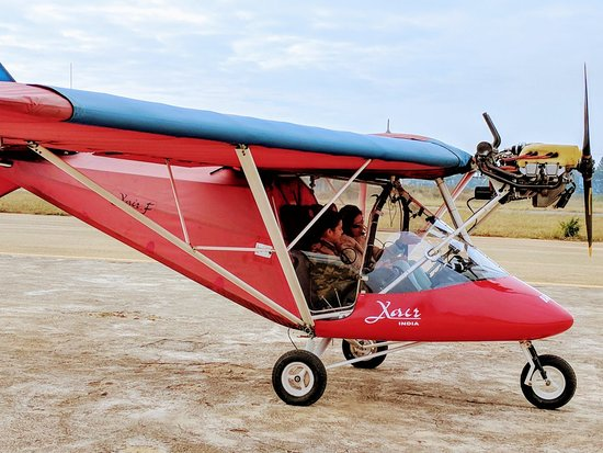 Microlight Flying Sports