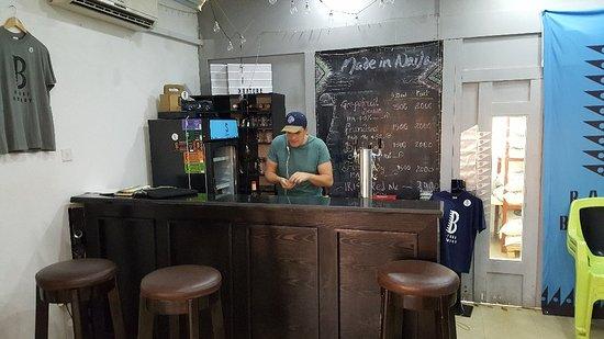 Abuja, Nigeria: Bature Brewery