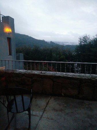 Aldebaran Hotel & Spa: Vistas desde la habitación deluxe