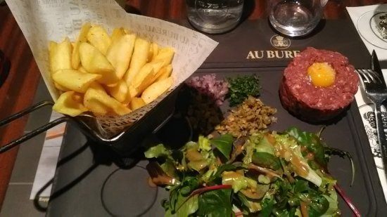 Steak tartare photo de au bureau vesoul vesoul tripadvisor