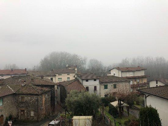 Coreglia Antelminelli, Italy: Panorama dalla stanza