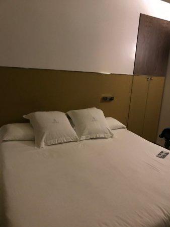 ANBA Bed&Breakfast Deluxe: comfy bed
