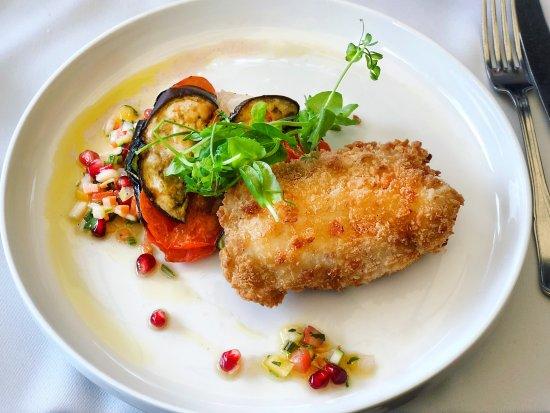 La Brasserie De La Méditerranée : poissin