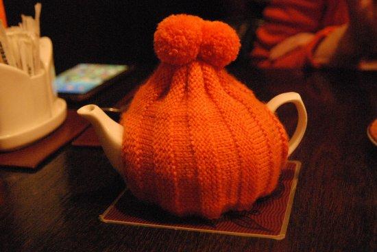 """Galeria : """"Свитерок"""" для чайничка в кафе """"Галерея"""""""
