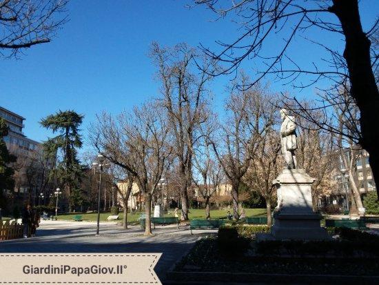 Public Gardens Pope Giovanni Paolo II
