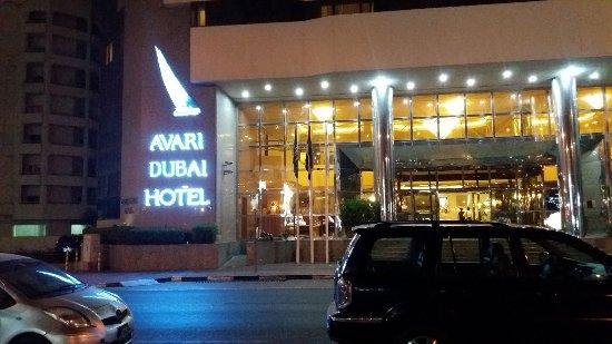 Avari Dubai Hotel Photo