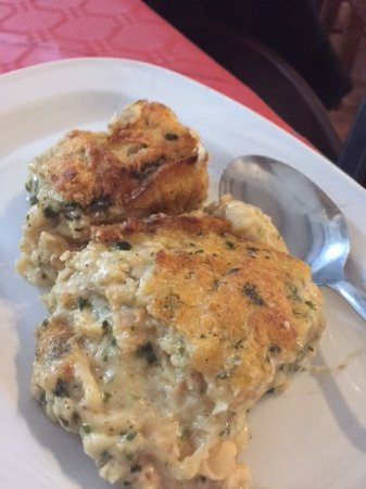 Santa Maria Coghinas, Italy: zuppa sarda