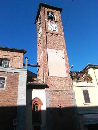 Magenta, Italie : La torre campanaria ,del '400