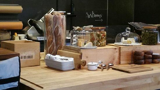 butcher table picture of the butcher shop boston tripadvisor