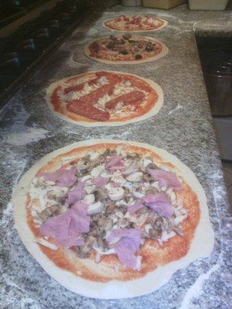 Ilbono, Italie : Ristorante Pizzeria Lo Sfizio