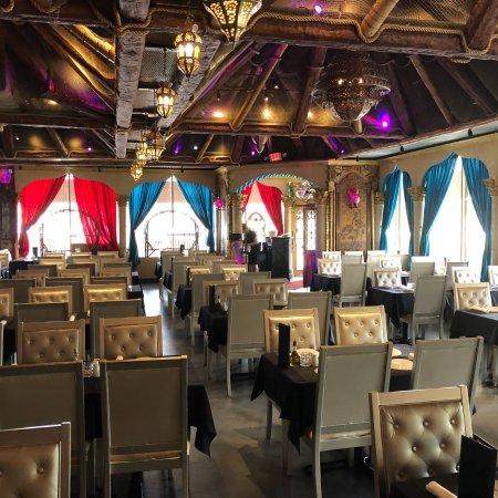 The best Arab restaurant l visit in my life