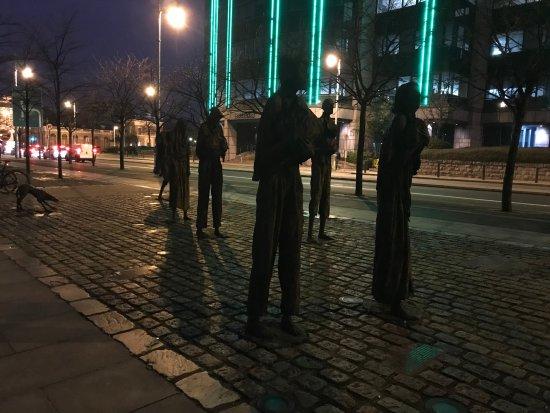The Famine Sculptures: Famine Sculptures