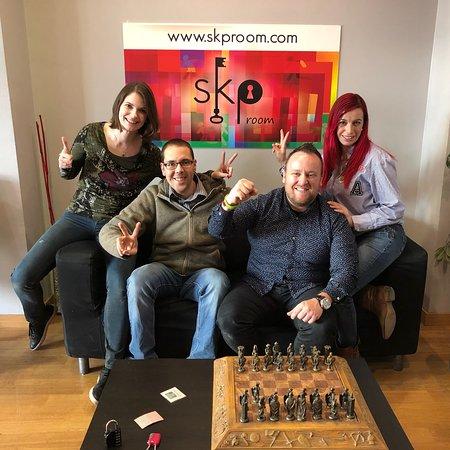 Skp Game Room Escape
