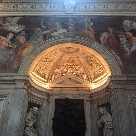 Sibille Di Raffaello Foto Di Santa Maria Della Pace Roma