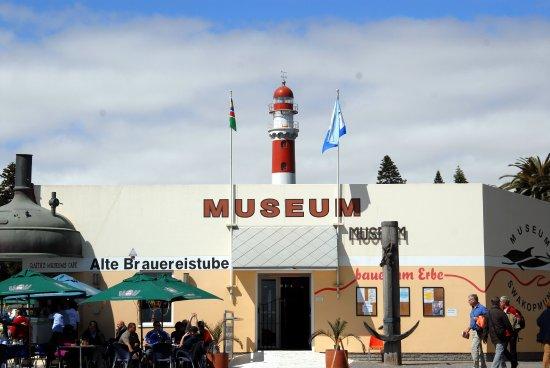 斯瓦科普蒙德博物馆