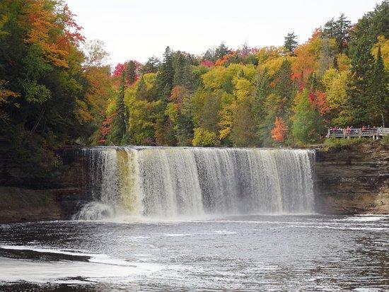 Tahquamenon Falls State Park: Upper Falls