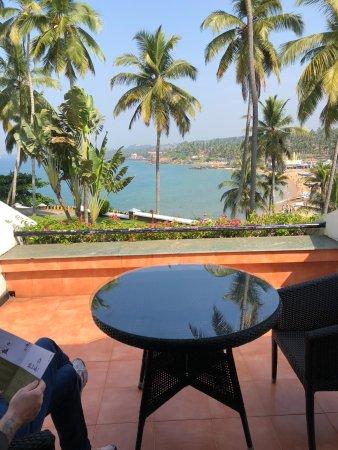 The Leela Raviz Kovalam: View