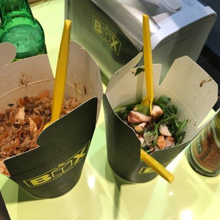 Box Food Truck Rome