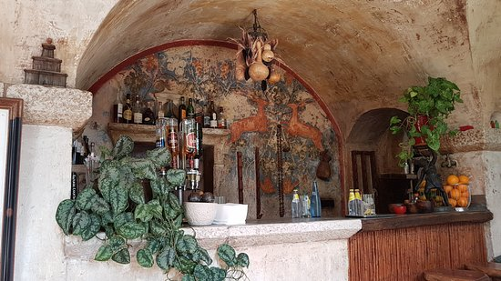 La Colombe D'Or: Bar