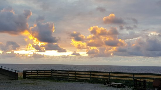 Rogaland, Norway: Sonnenuntergang in Hårr