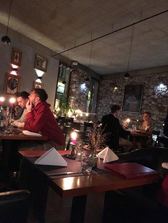 Trezo Restauracja: wnętrze