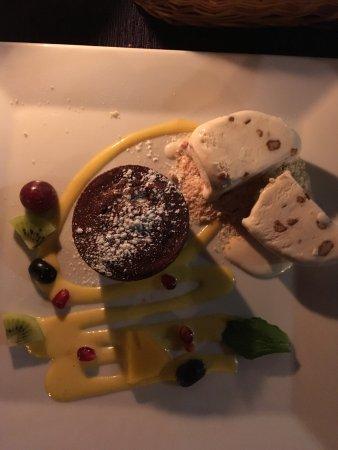 Trezo Restauracja: deser
