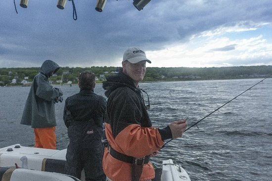 Portsmouth, RI: Arch Angel Fishing Charters