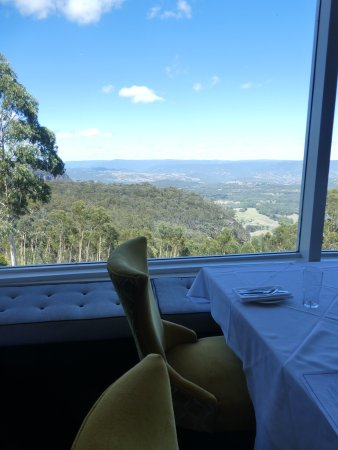 Medlow Bath, Australia: The view