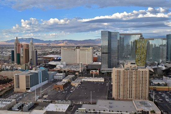 Signature at MGM Grand: View from Room
