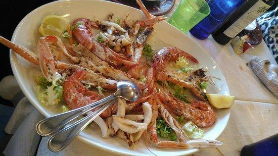 Trattoria da iseo porto venere restaurant avis num ro for Portovenere cuisine