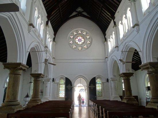All Saints Anglican Church : Inside