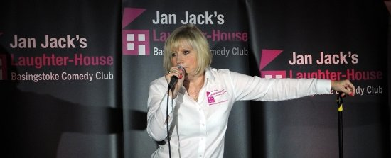 ‪Jan Jack's Laughter-House Comedy Club‬