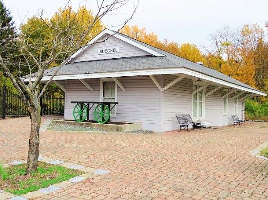 Buechel Train Depot