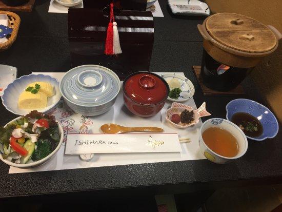 Hokkaikan Ohanabo: Choshoku