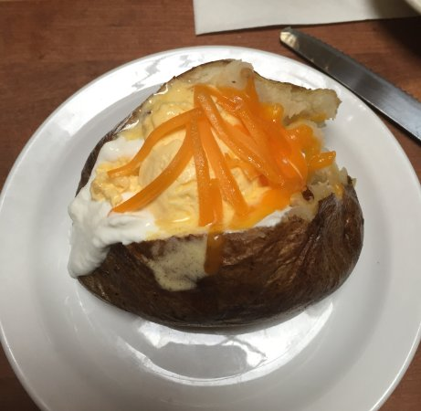 "Brentwood, TN: ""Loaded Baked Potato"""