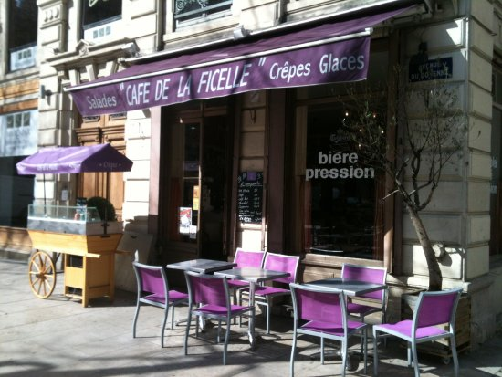 Cafe de La Ficelle, Lyon - Restaurant Reviews & Photos ...