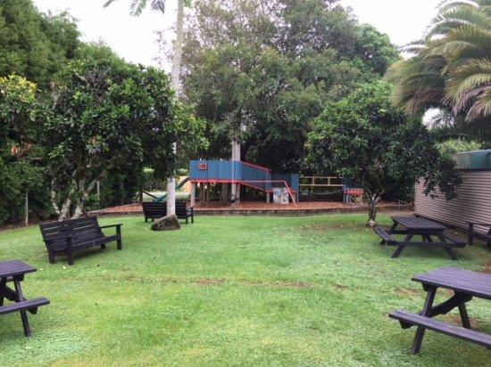 Kerikeri, Nueva Zelanda: Play area