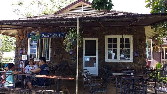 Kilauea fish market menu prices restaurant reviews for Fish market prices